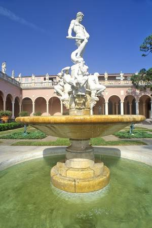 John and Mabel Ringling Museum of Art, Sarasota, Florida