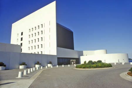 John F. Kennedy Library, Boston, Massachusetts