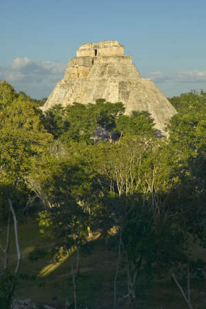 Pyramid of the Magician, May