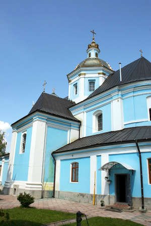 Church of Nativity of the Blessed Virgin Mary in the Ukrainian town of Sambor