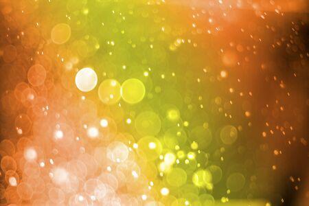 Photo pour Background of abstract glitter or bokeh lights. defocused - image libre de droit