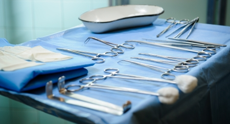 Surgical tools kit