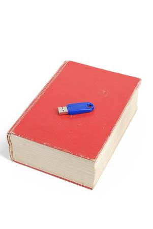 USB flash disk and dictionary