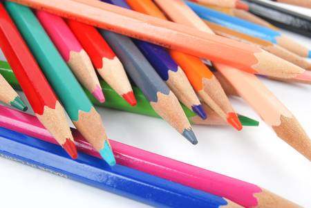 Photo pour Color pencil - image libre de droit
