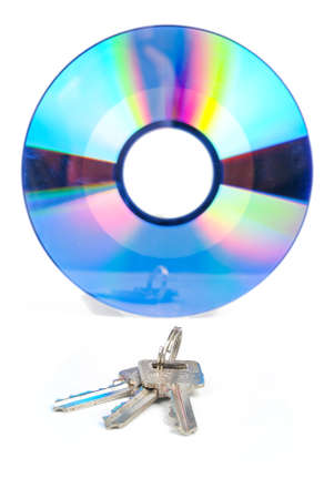 Keys with DVD