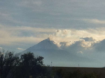 Volcan popocatepetl Mexico Puebla awesome god exist