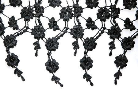 Photo pour black lace - image libre de droit