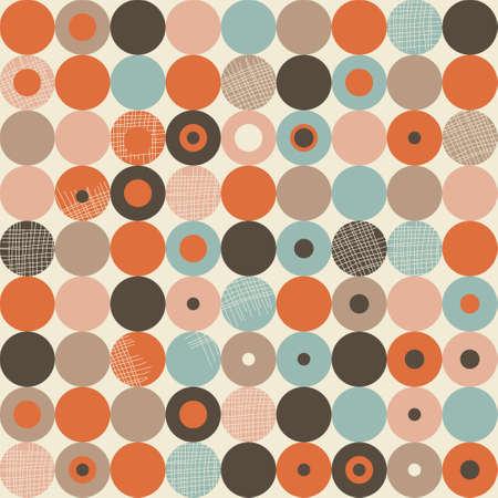Foto de abstract retro seamless pattern - Imagen libre de derechos