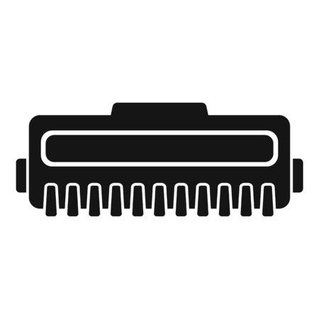 Illustration pour Laser cartridge printer icon, simple style - image libre de droit