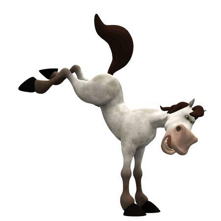 horse toon