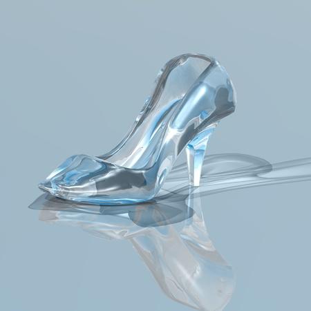 glas slipper