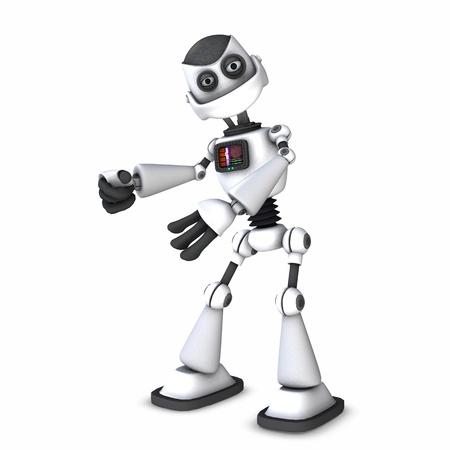 robot toon