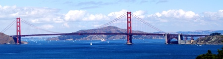 Golden Gate Bridge of San Francisco California