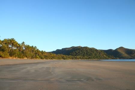 Smalleys Beach and Beachcomber Cove area Cape Hillsborough national park queensland australia