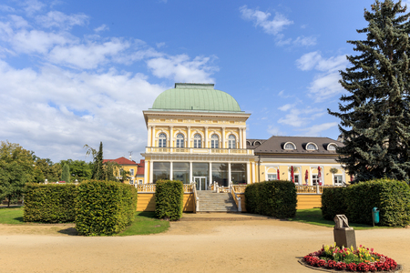 Health Ressort Franzensbad in the Czech Republic