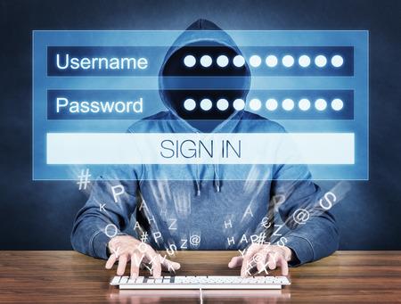Photo pour hacker - image libre de droit