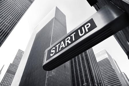 Foto für start up - Lizenzfreies Bild