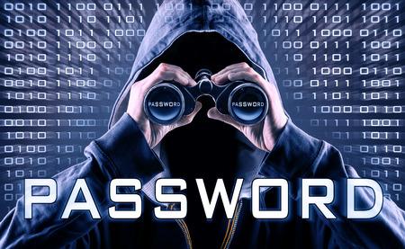 Photo pour Password - image libre de droit