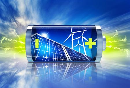 Photo pour Green Energy - image libre de droit