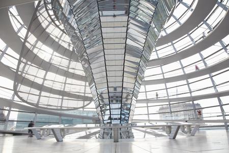 Reichstag Dome, Berlin modern architecture