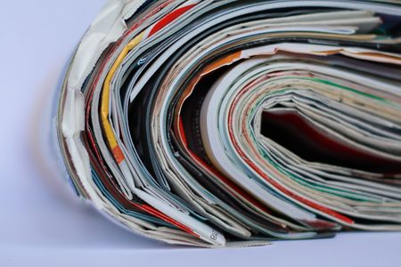 Foto per Papers! - Immagine Royalty Free