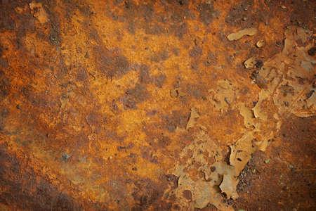 Photo pour Orange rust grunge abstract background texture pattern - image libre de droit