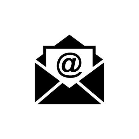 Illustration pour Mail vector icon. E-mail icon. Envelope illustration. Message - image libre de droit