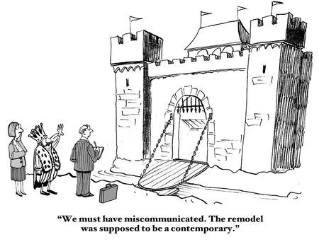 Foto de Miscommunication - Imagen libre de derechos