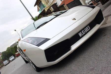 Lamborghini Gallardo sport car