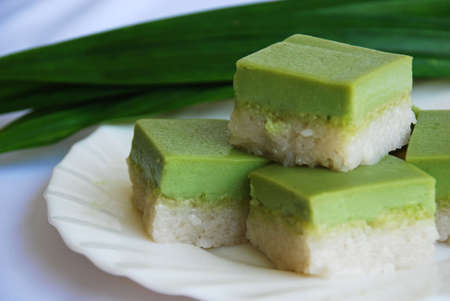 Asian delights, Nyonya kueh Serimuka