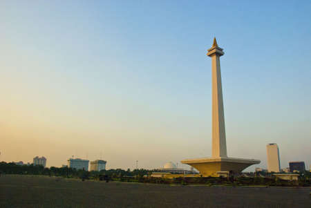 Monas monument, Jakarta, Indonesia