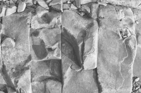 Photo pour Abstract background of natural stone. Details of Sandstone texture or abstract background. - image libre de droit
