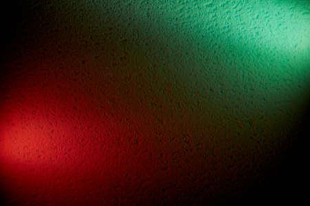 Photo pour Headlights of two lamps on a textural background - image libre de droit