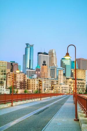 Downtown Minneapolis, Minnes