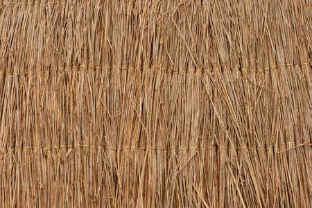 Straw texture wallpaper