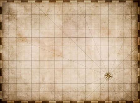 grunge old map background