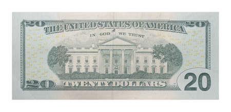 New 20 US dollars banknote