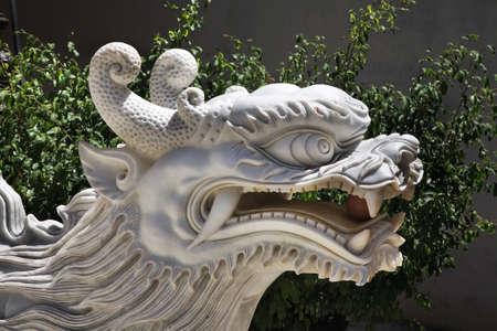 Binh Quang Ni Tu pagoda in Phan Thiet. Vietnam
