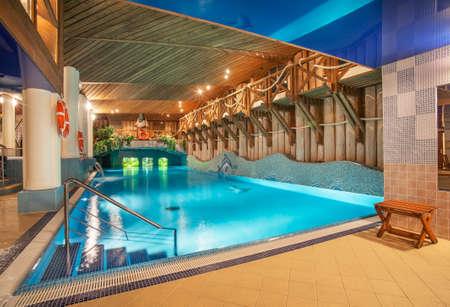 Photo pour Hotel Belvedere resort and spa in Zakopane. Poland - image libre de droit