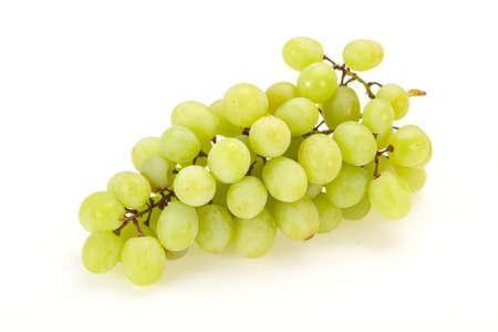 Foto für Sweet ripe fresh Green grape branch - Lizenzfreies Bild