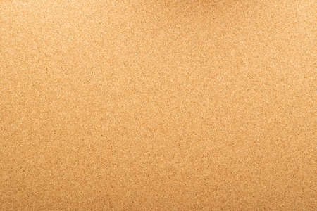 Photo pour Brown Cork Board Background, Noticeboard or Bulletin Board Texture Image. Corkboard Pattern Closeup with Copy Space - image libre de droit
