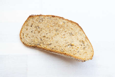 Old dry bread