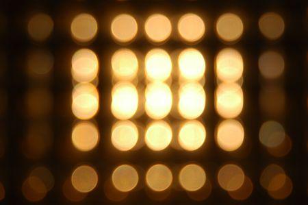 Light art, photo taken at different camera setting,