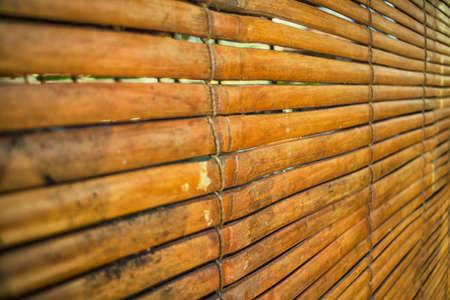 bamboo curtain texture