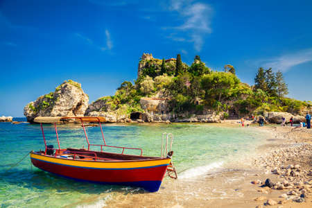 Island Isola Bella