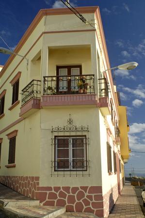 Tazacorte a typical Spanish village, La Palma