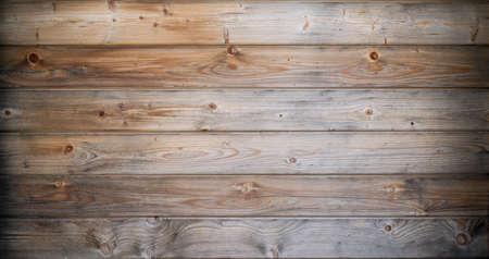 Foto de A texture of an old sun bleached wood, with vignette effect - Imagen libre de derechos