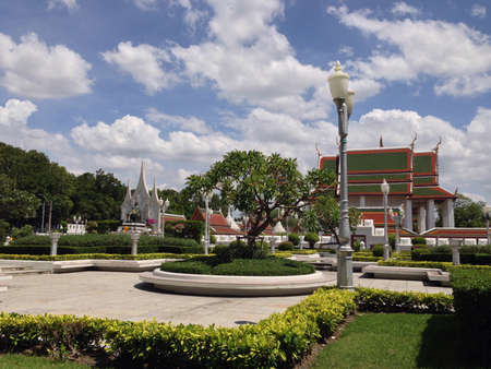 King Rama III Memorial Park 1: Royalty-free images, photos ...