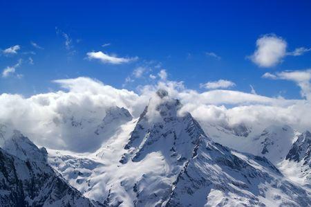 Caucasus. Dombay. Belalakaya.