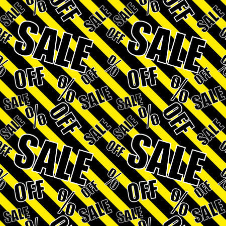 Sale Background Black Black And Yellow Color Closeout